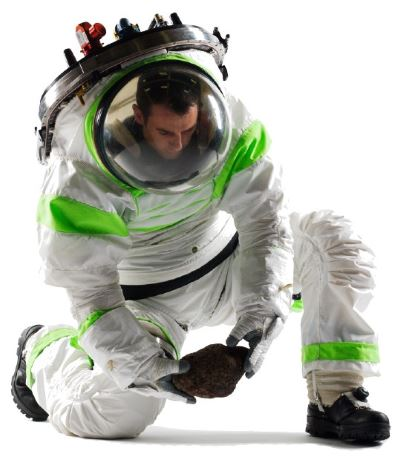 next generation astronaut spacesuit